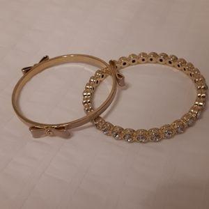 Jewelry - Two STUNNING Bracelets!!